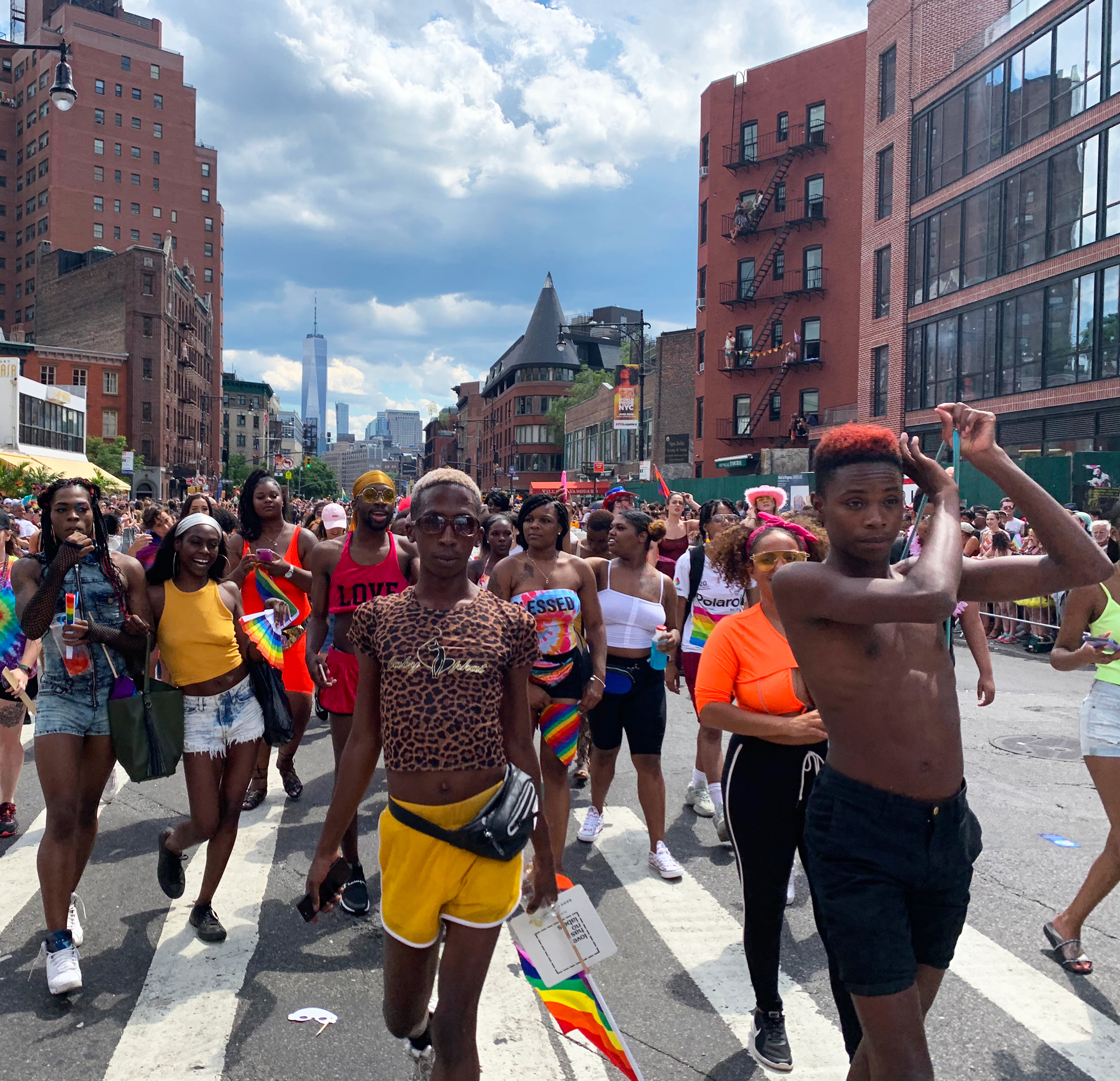 World Pride New York City 2019 / photograph by us