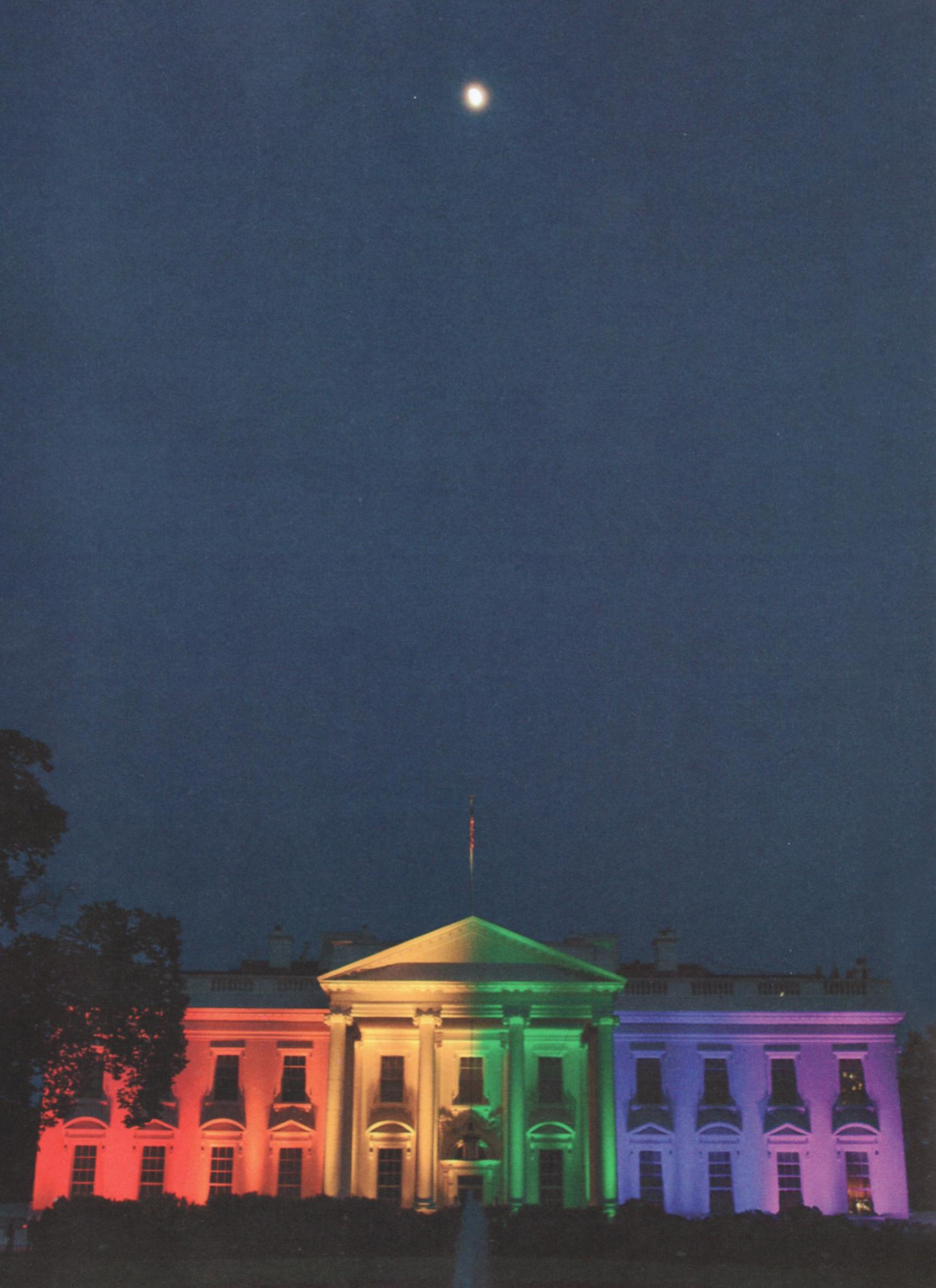 White House, June 26 2015