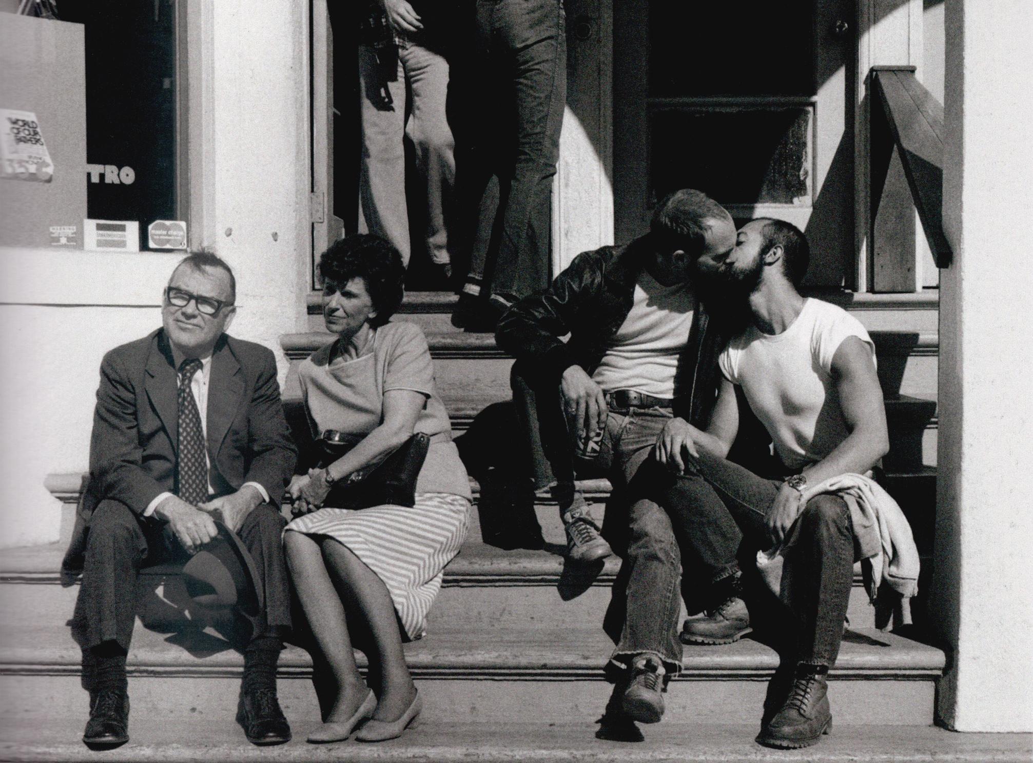 A Castro Street Scene / Crawford Barton 1977