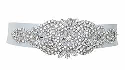 freya wedding dress belt