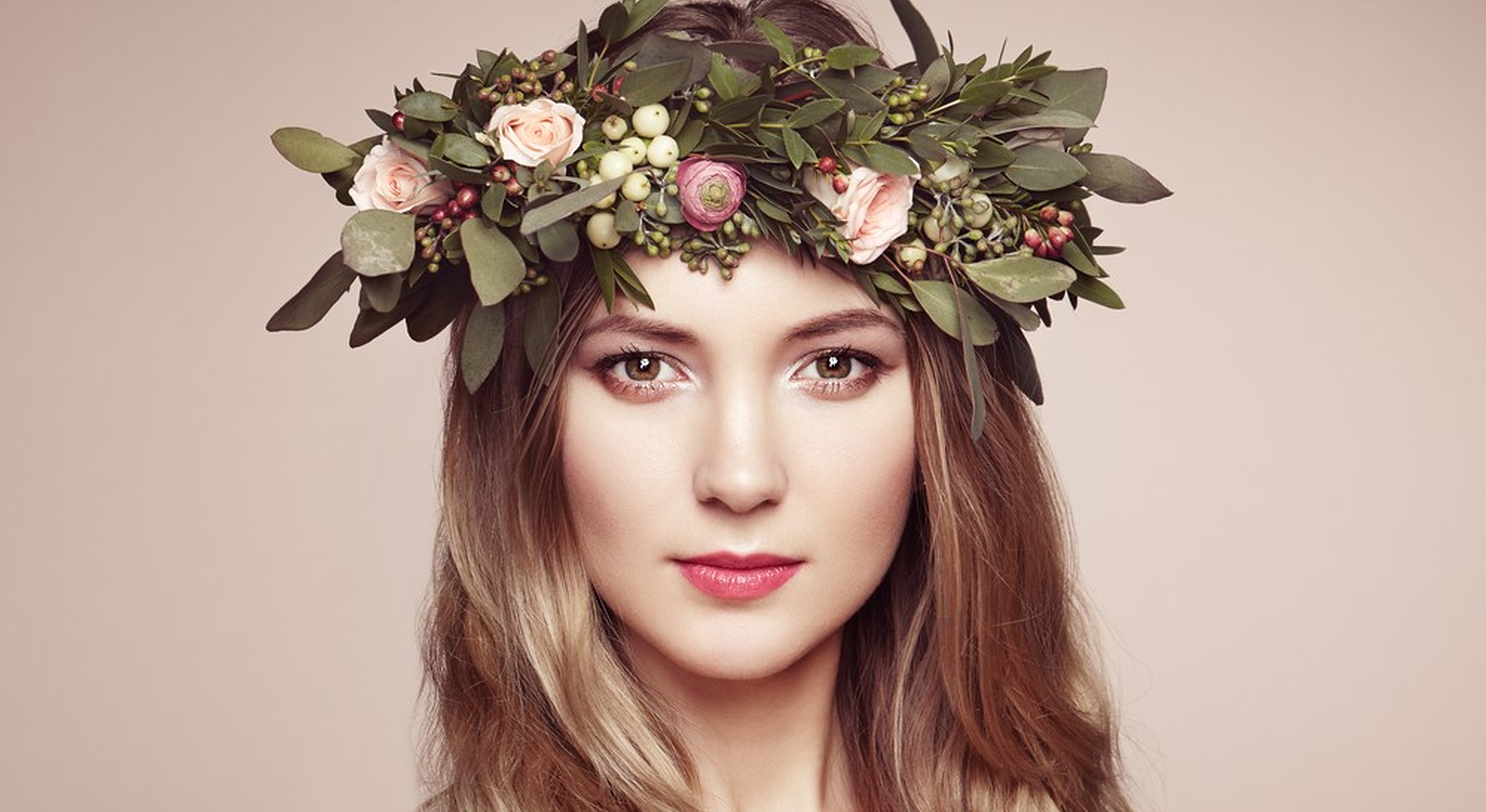 Boho Wedding Flower Crowns The Bridal Outlet