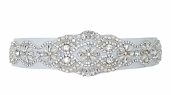 Annabel wedding dress belt