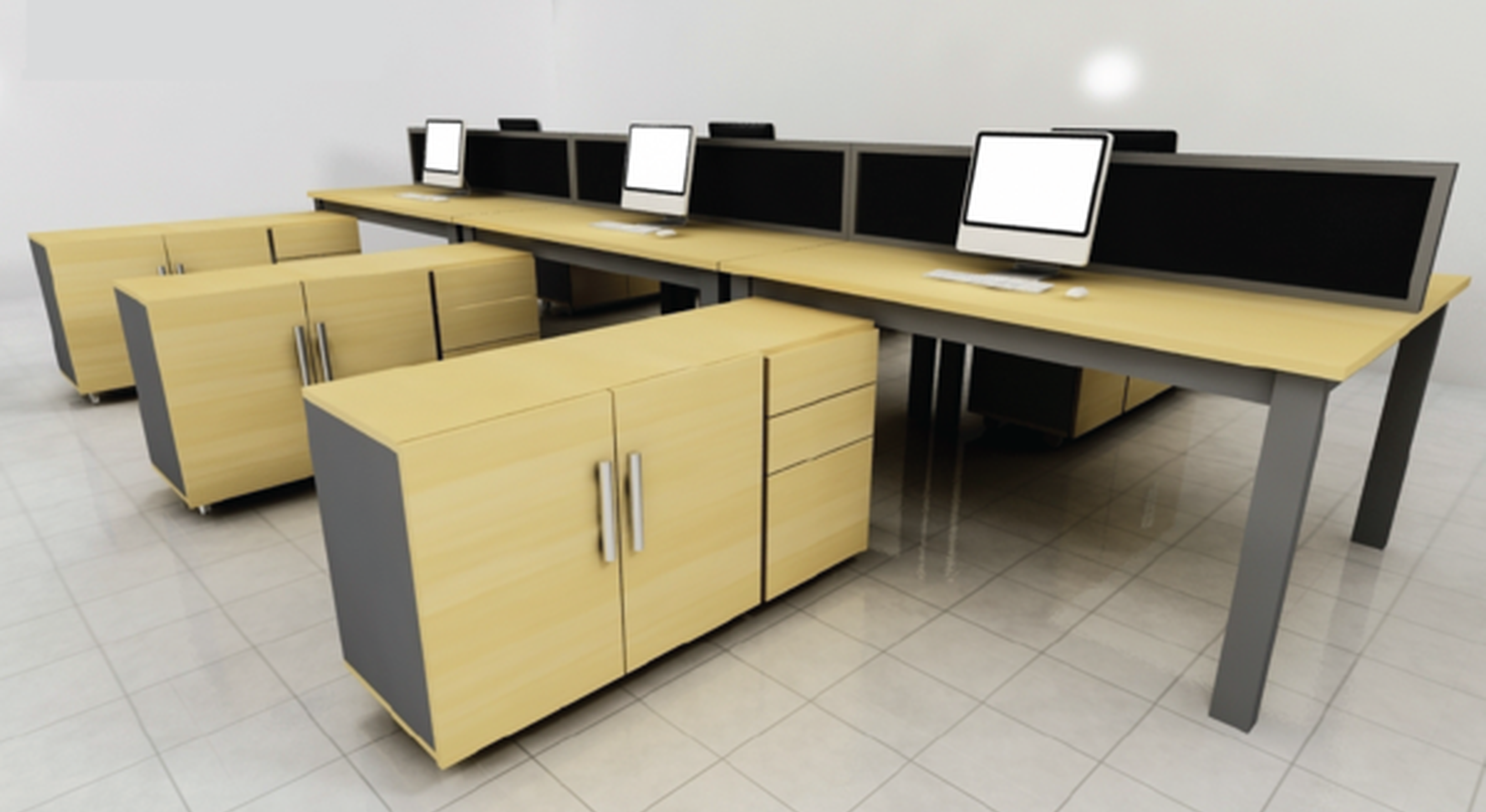 The Above Considerations In Planning A Work Space Guide Differ From Work  Stations To Stations And Purposes But Working With The Basics That Cuts  Across All ...