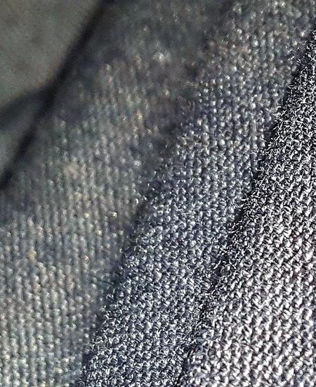 fibres de polyester recyclé