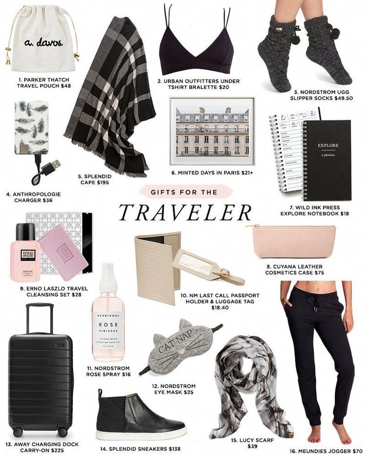 Gifts for travel Iconic Style Inc