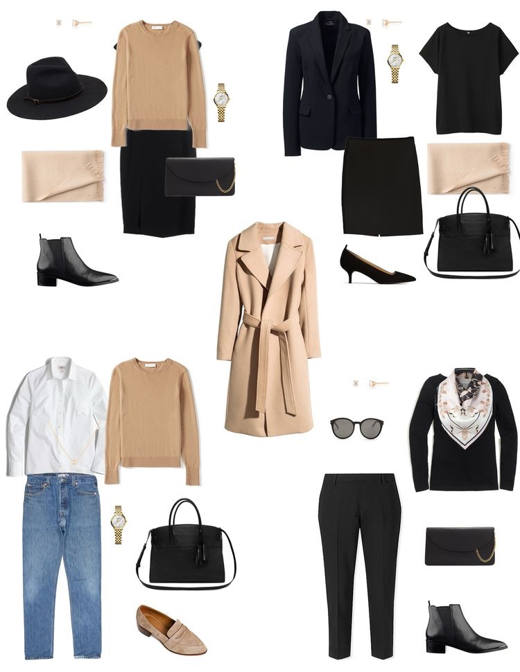Fall Wardrobe Essentials Iconic Style Inc