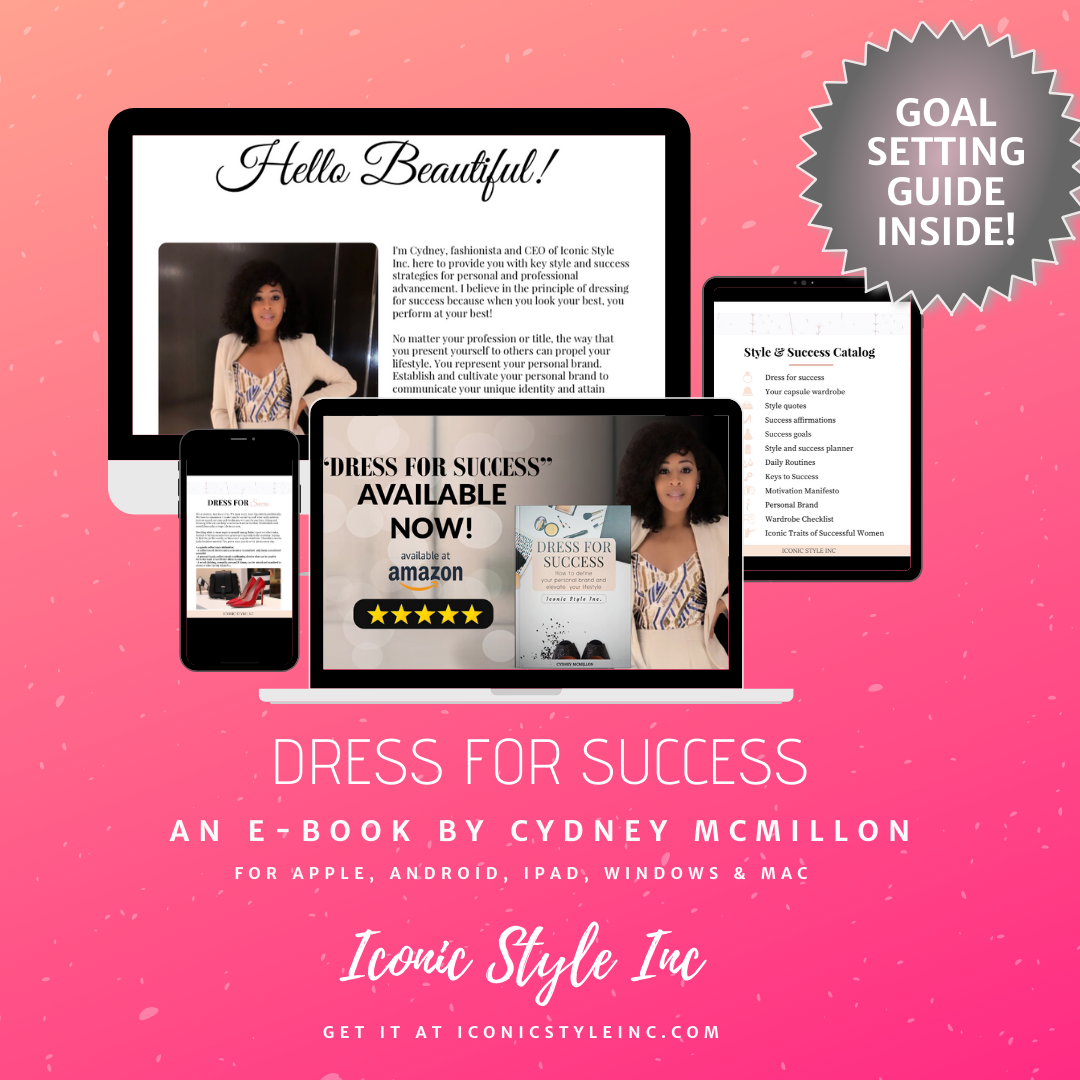 Iconic Style Inc Dress for Success ebook