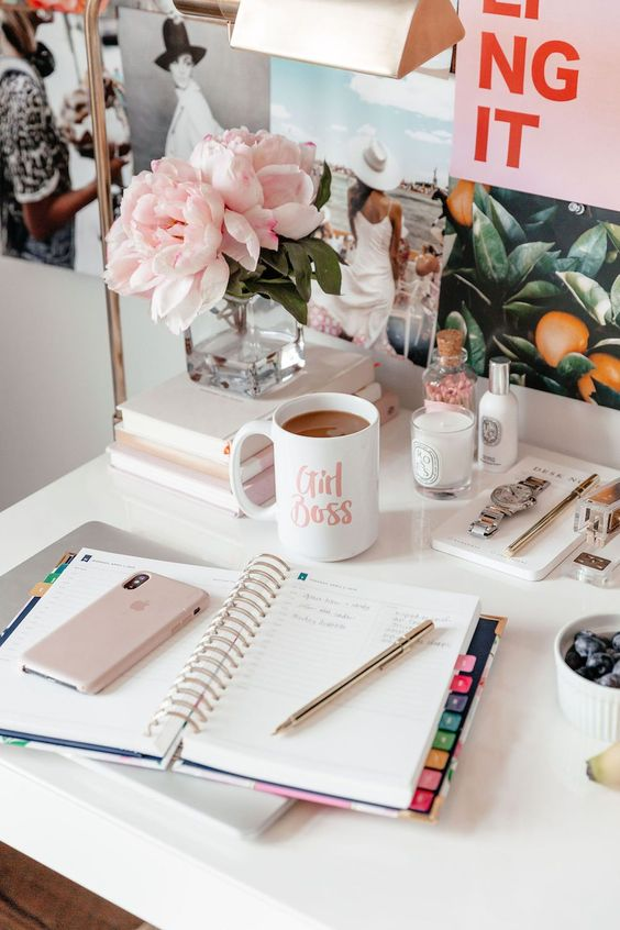 Iconic Style Inc Productivity Planner