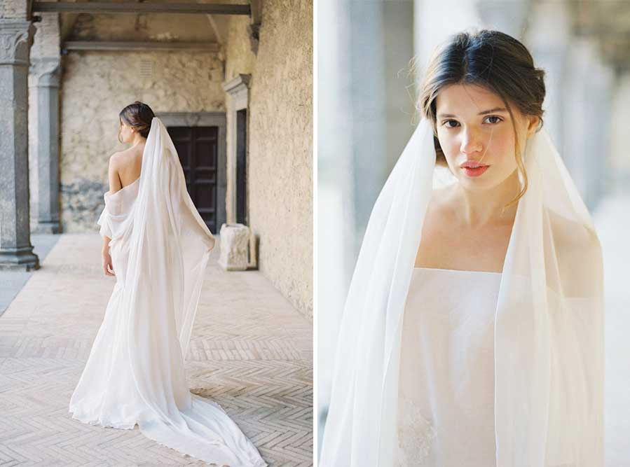 GUINEVERE WEDDING VEIL