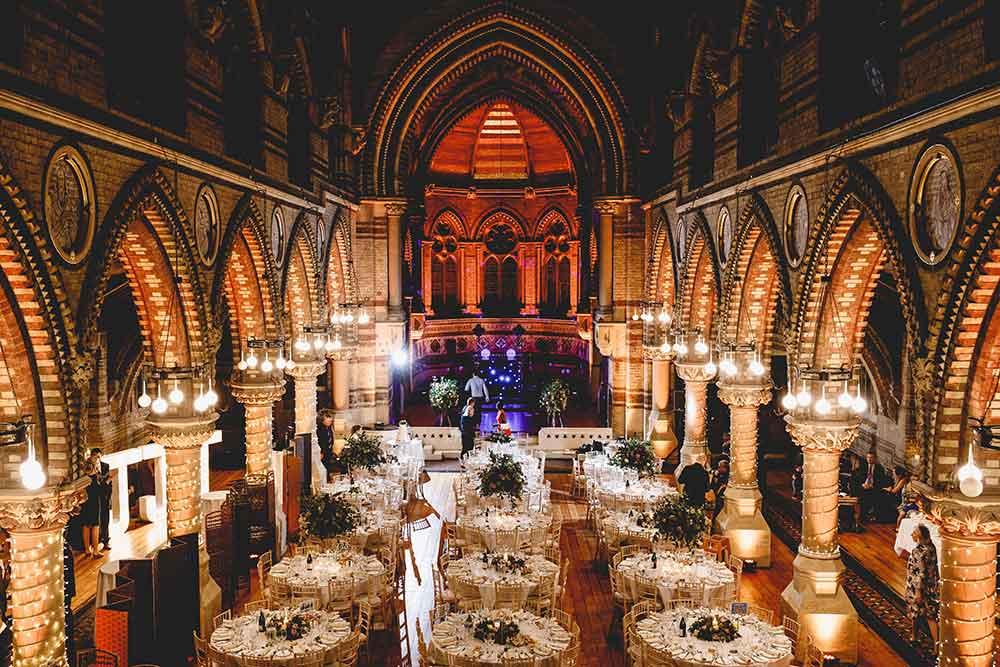 christmas wedding theme banquet