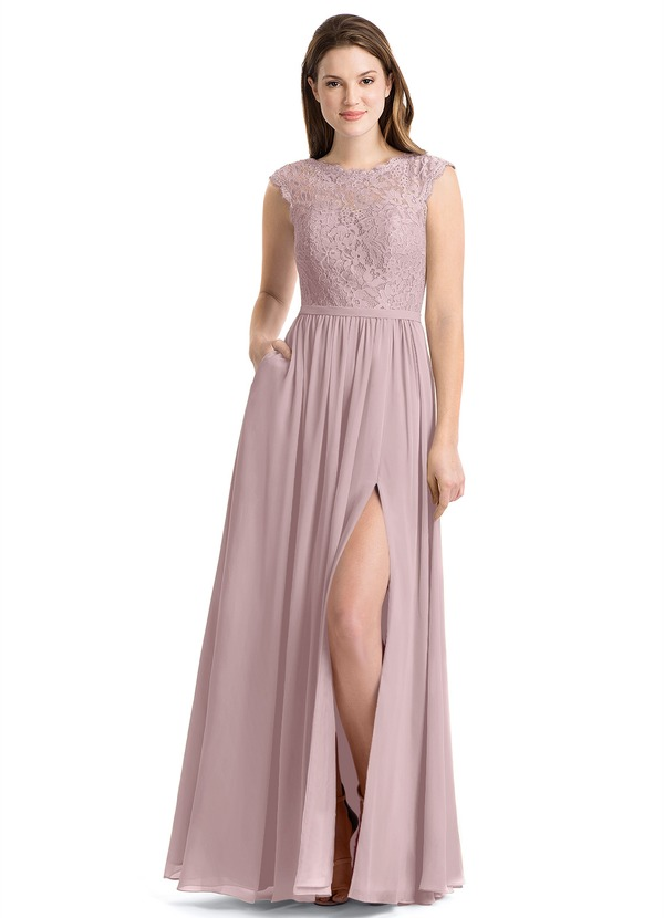 bridesmaid dress with pockets