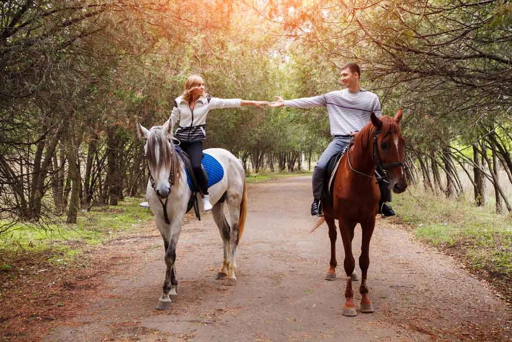 Horseback Riding Date Idea