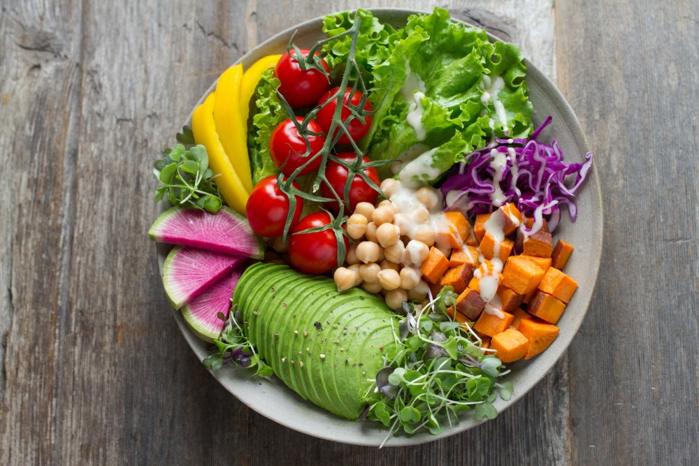 Dieta saludable para prevenir el cancer ocular