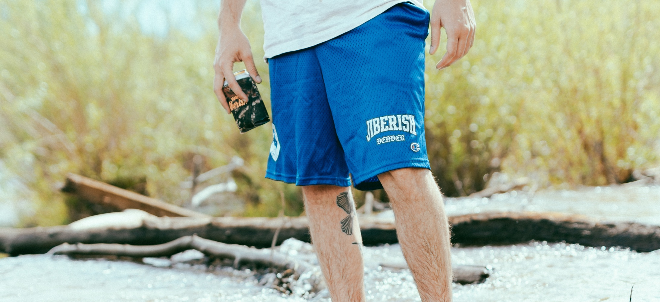 Fireside Champion Mesh Shorts