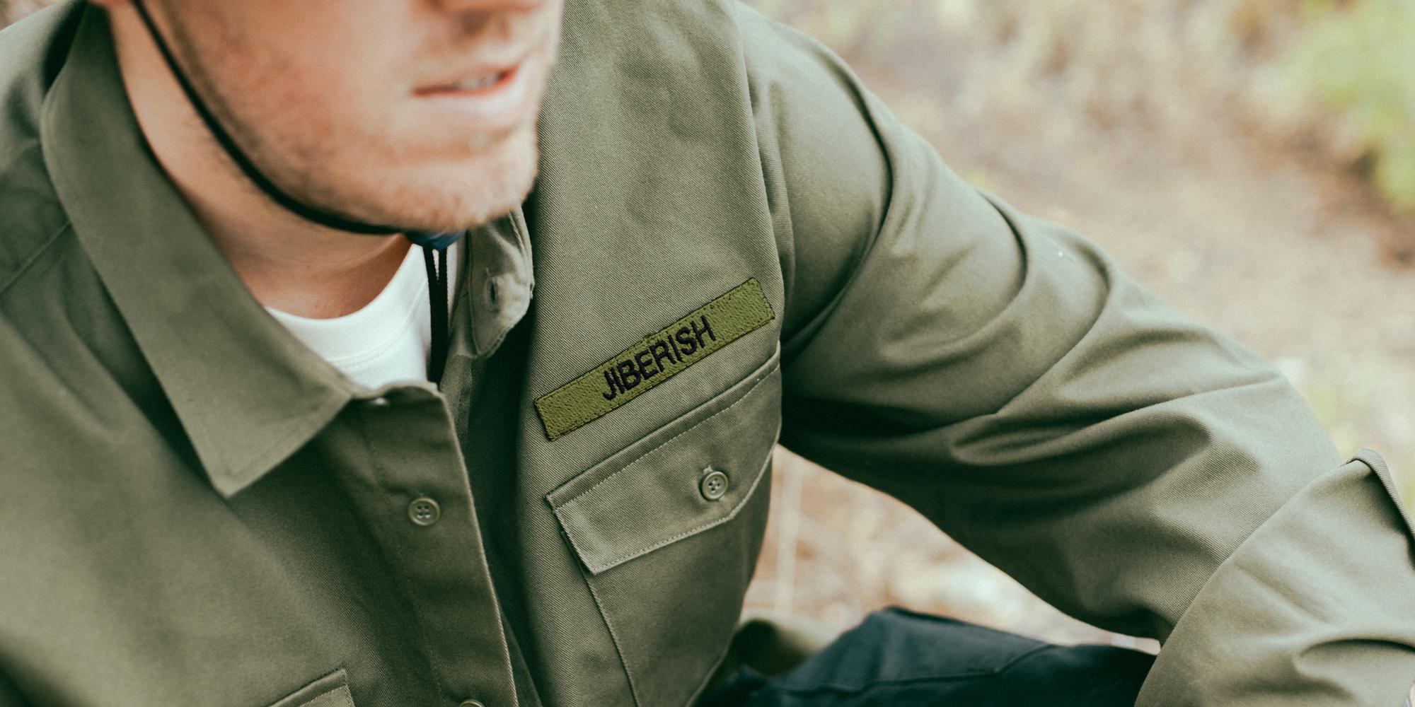 Ranger Overshirt Olive