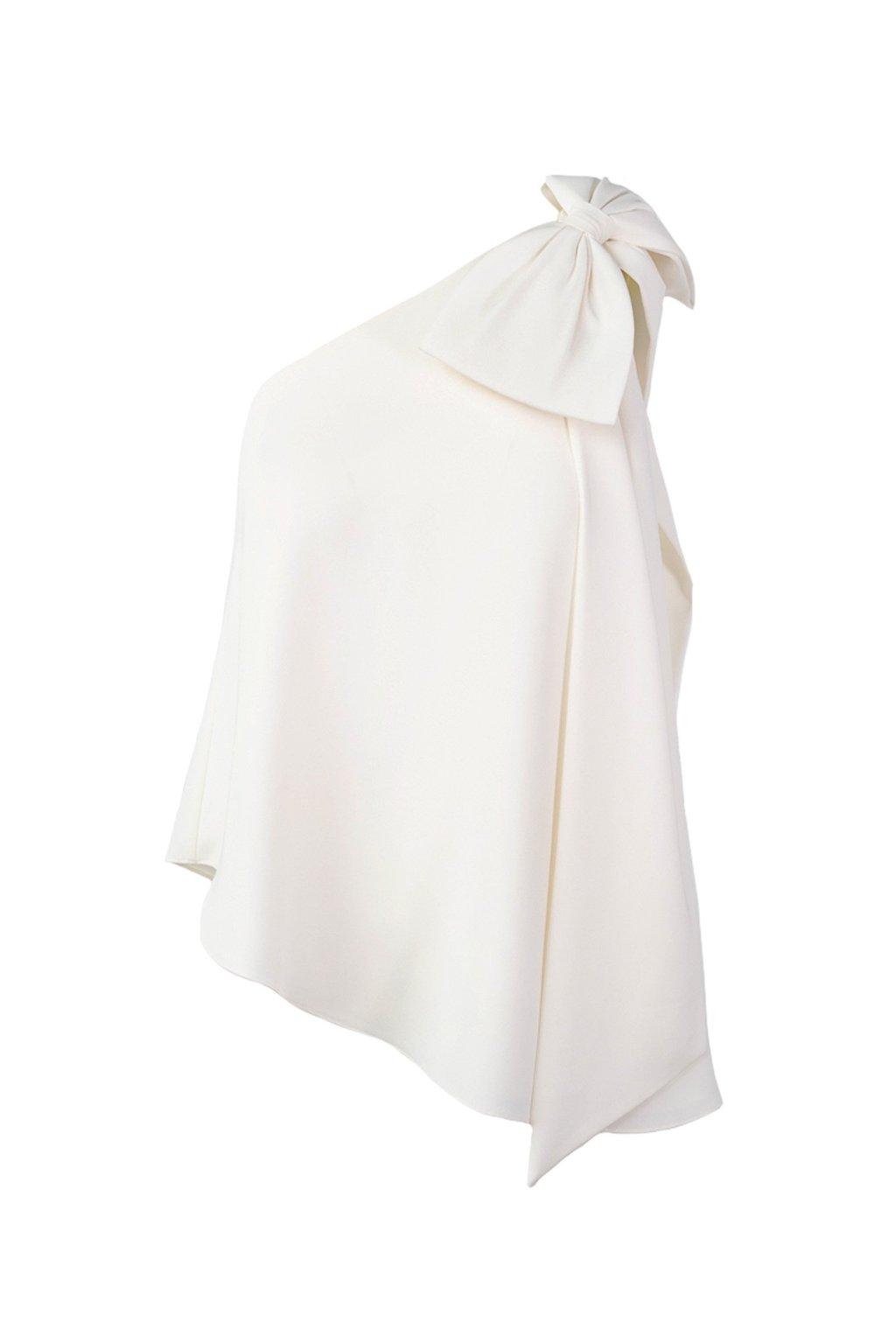 White Wanda Top by J.ING women's clothing
