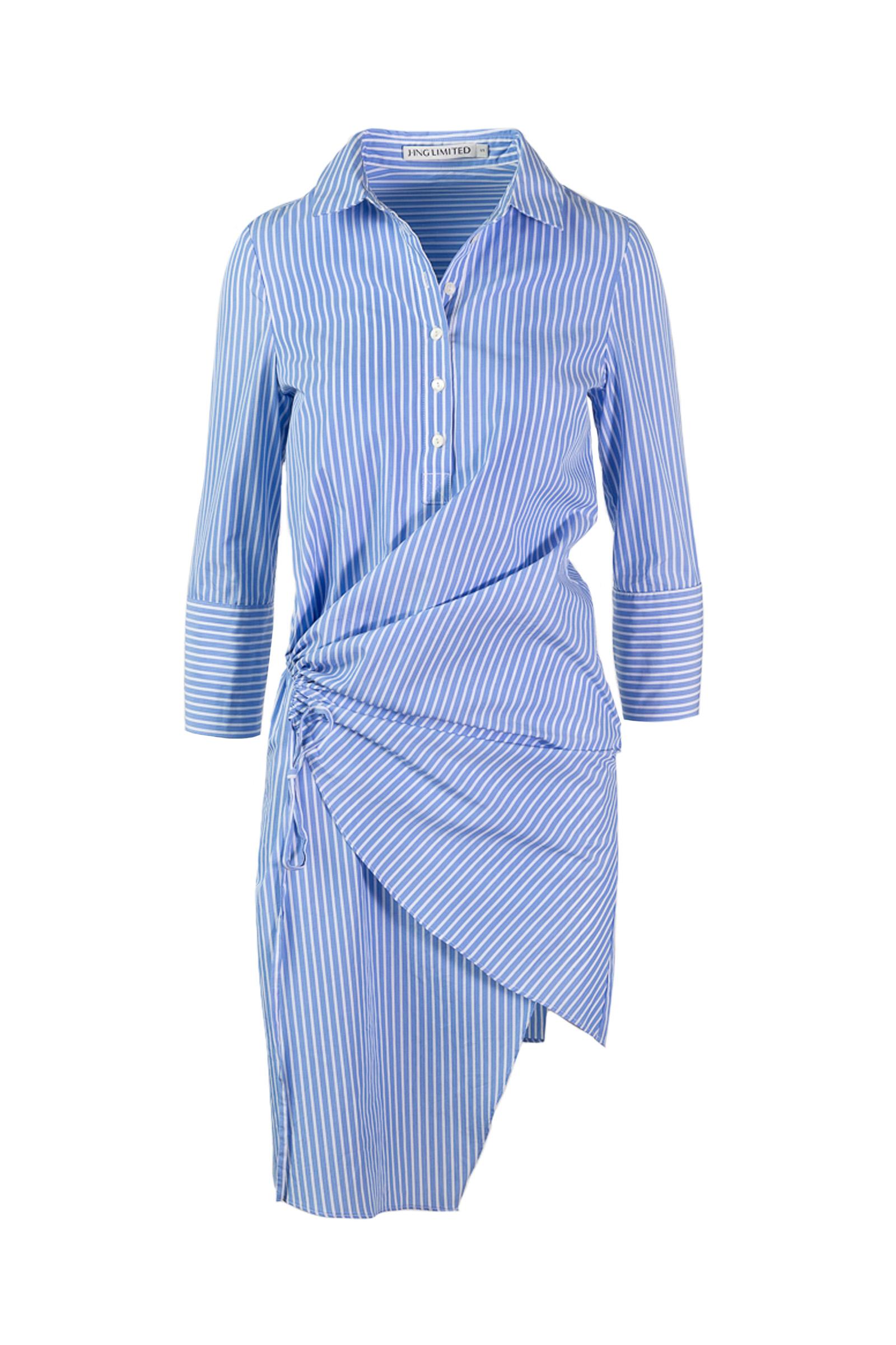 Jess Striped Dress