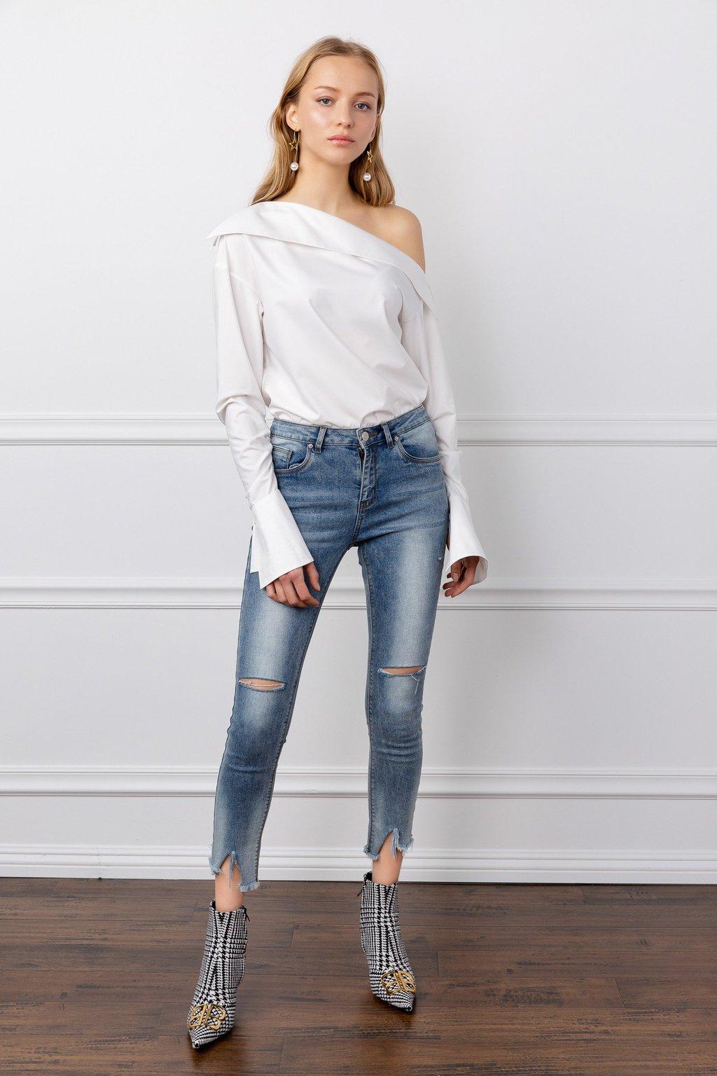 Dakota Blouse by J.ING women's fashion clothing