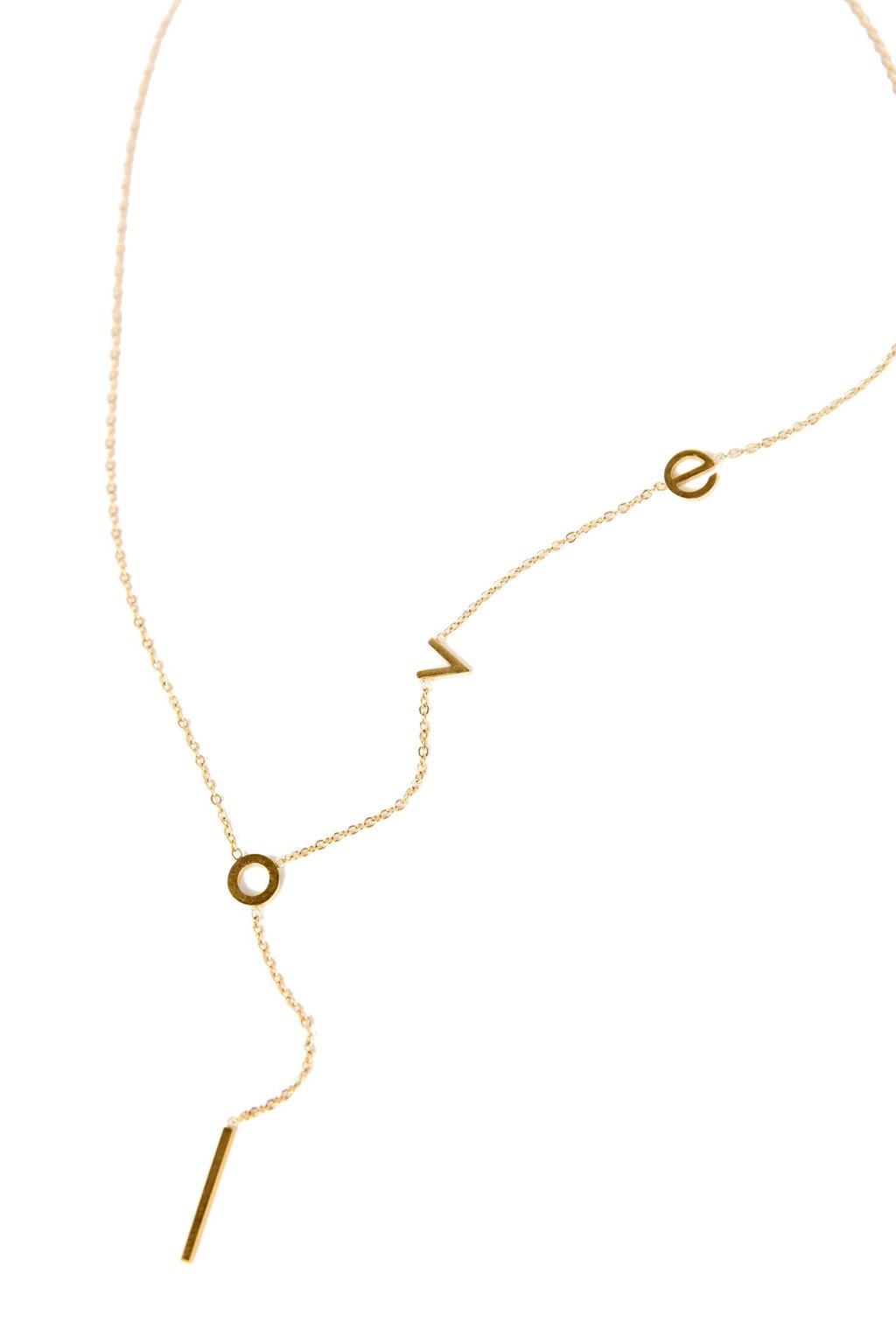 Chainmail Necklace by J.ING women's fashion and accessories