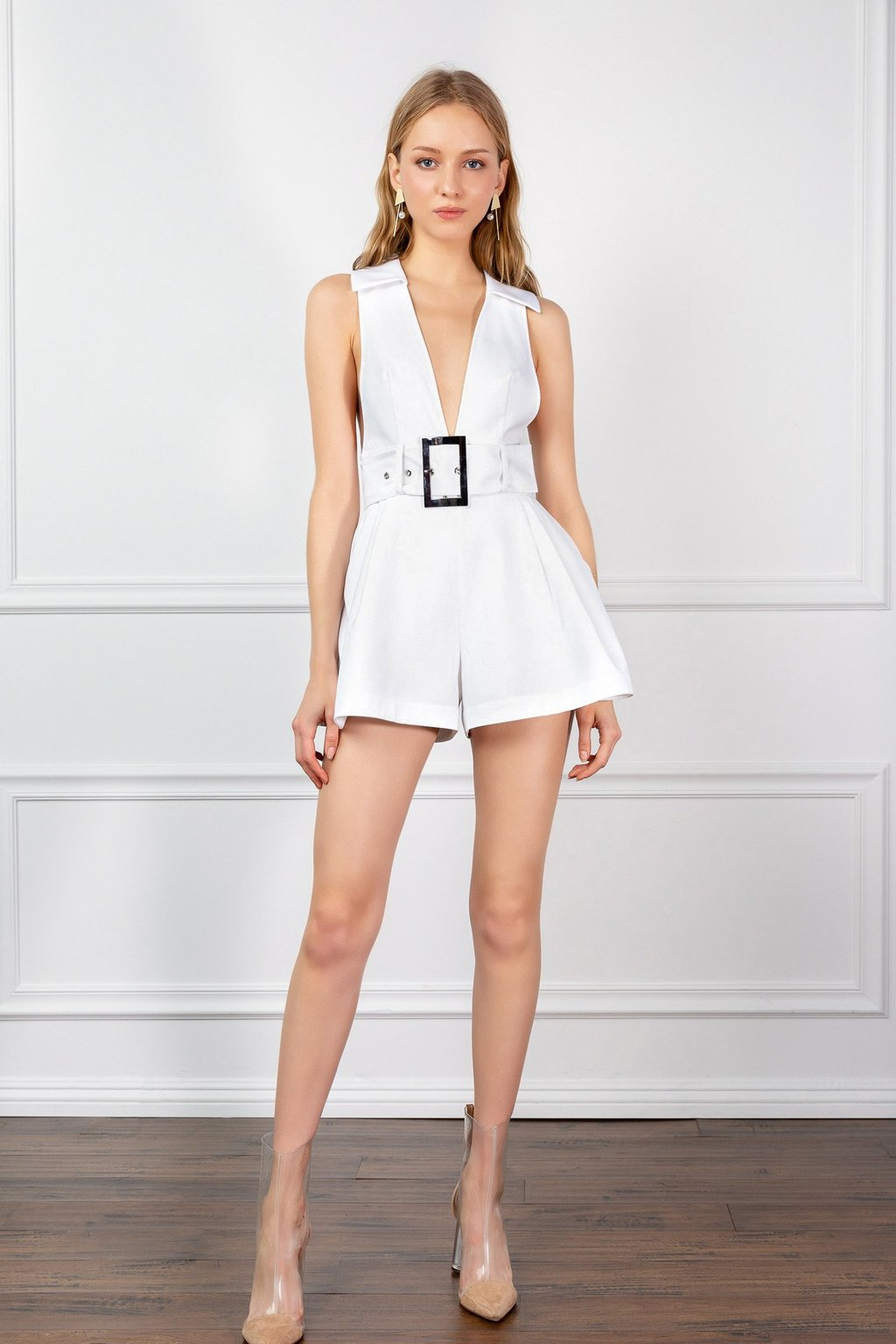 Marilyn Monroe Inspired Romper by J.ING LA women's fashion
