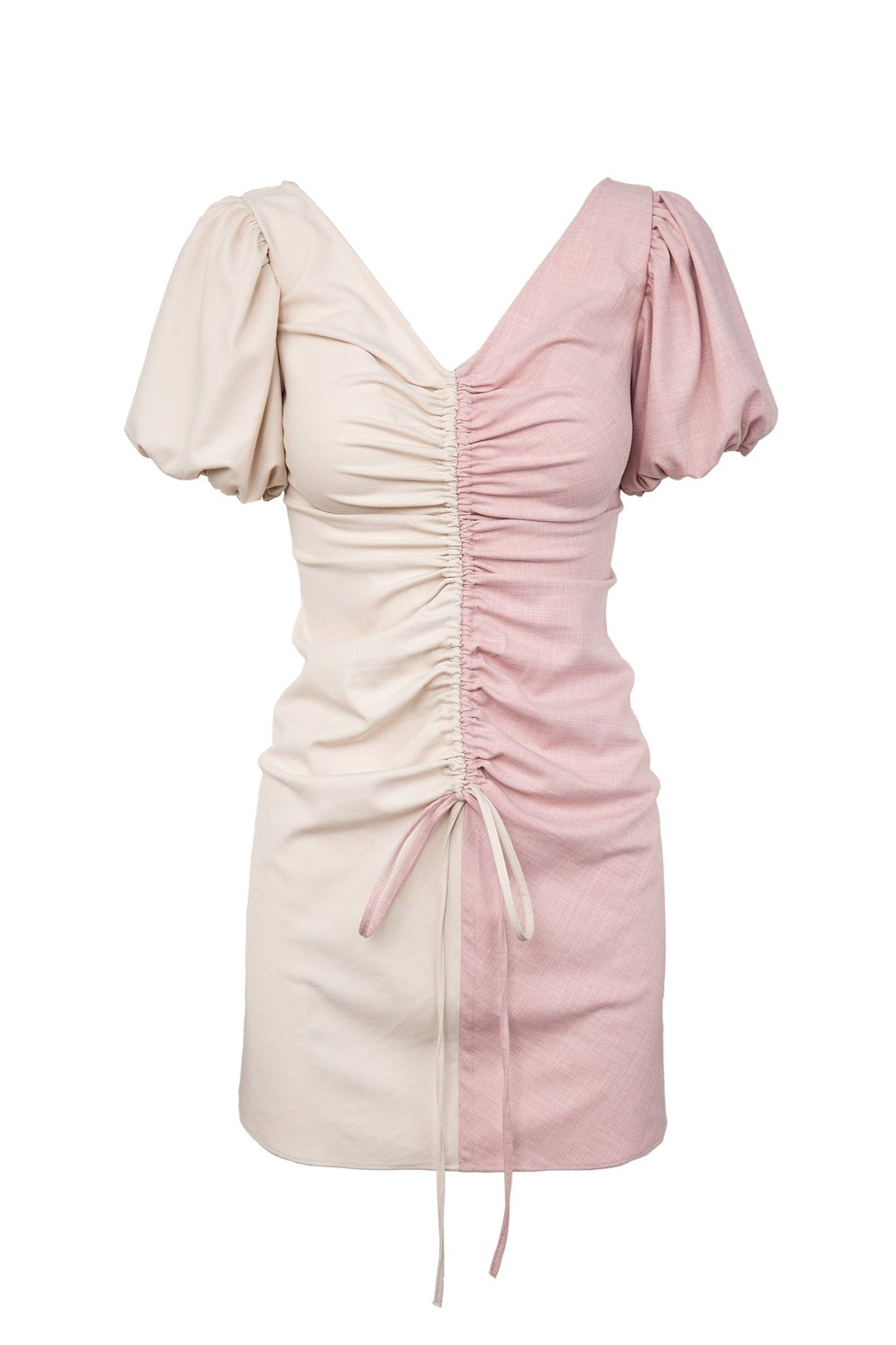 Two Toned Tammy Dress by J.ING women's clothing