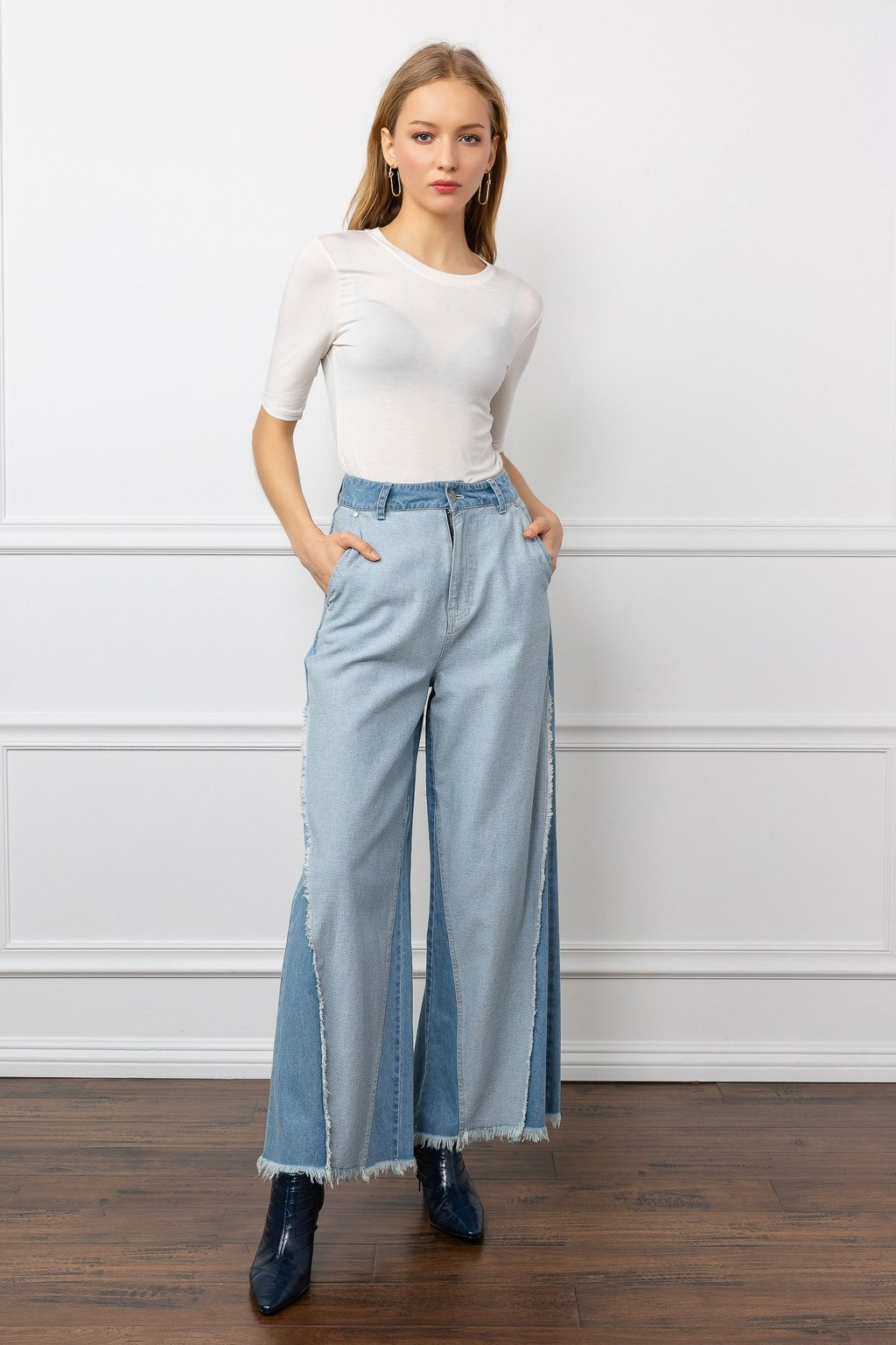 Adelaide Pants by J.ING