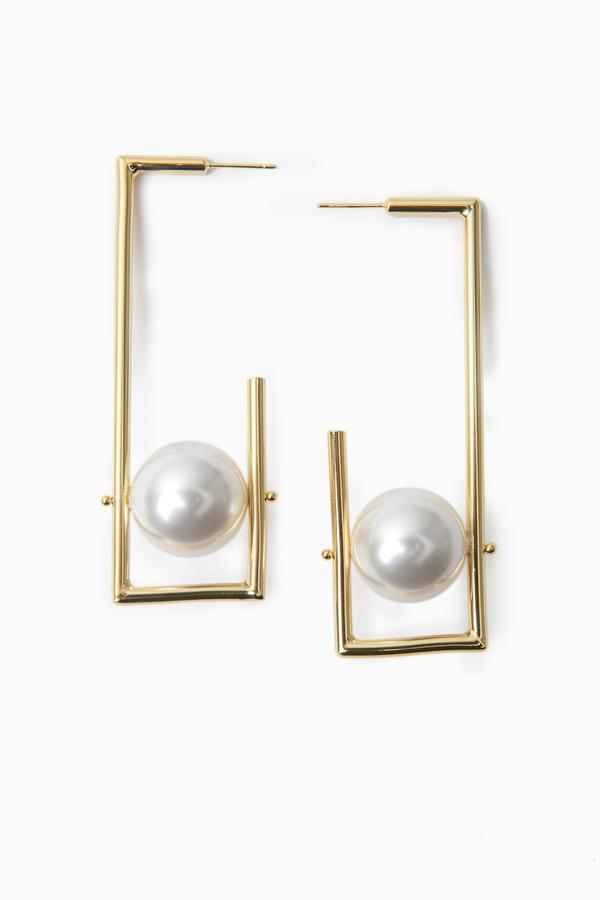 Muse Earrings by J.ING women's fashions and accessories
