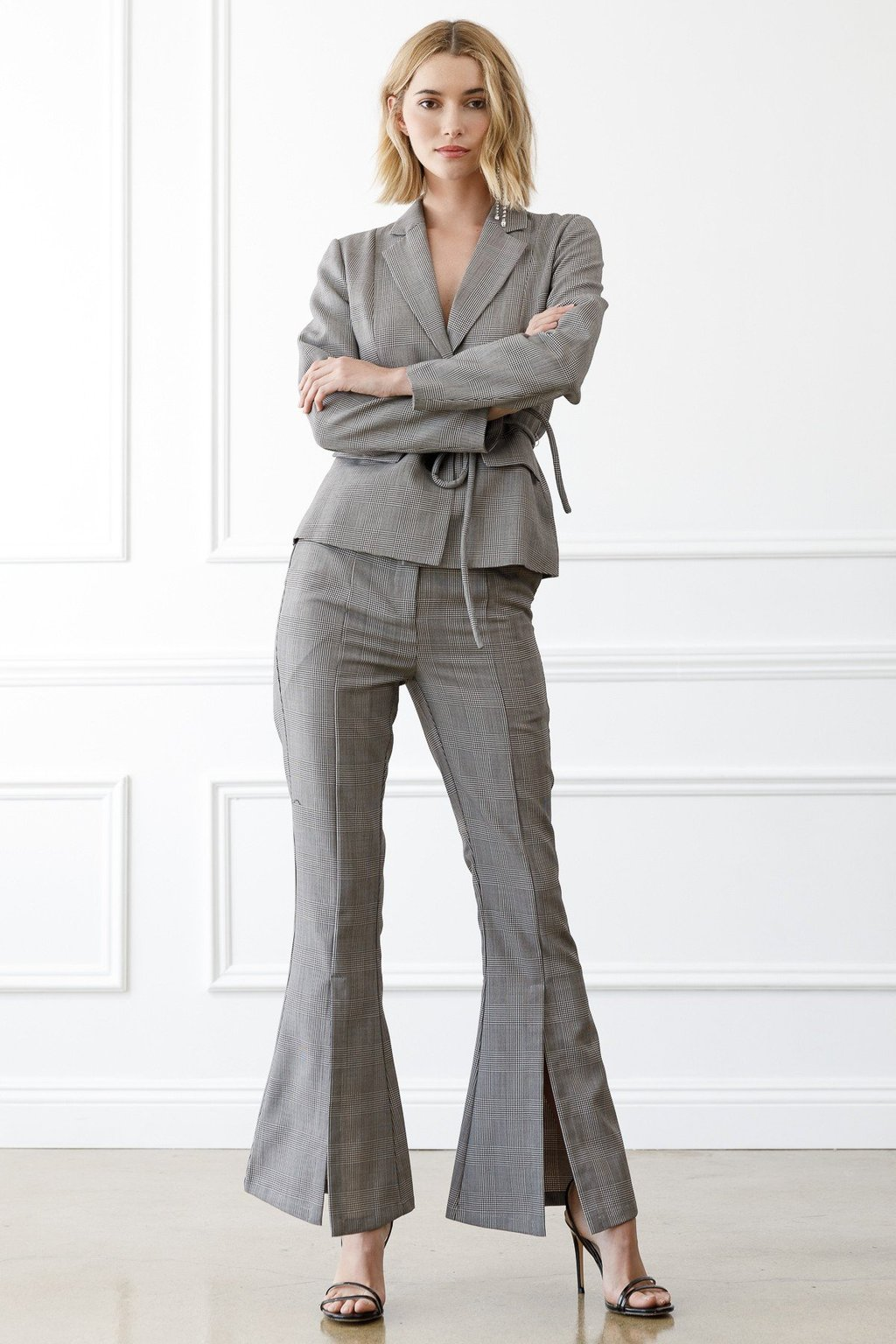 Kaylee Pants co-ord suit set for women by J.ING women's fashion clothing
