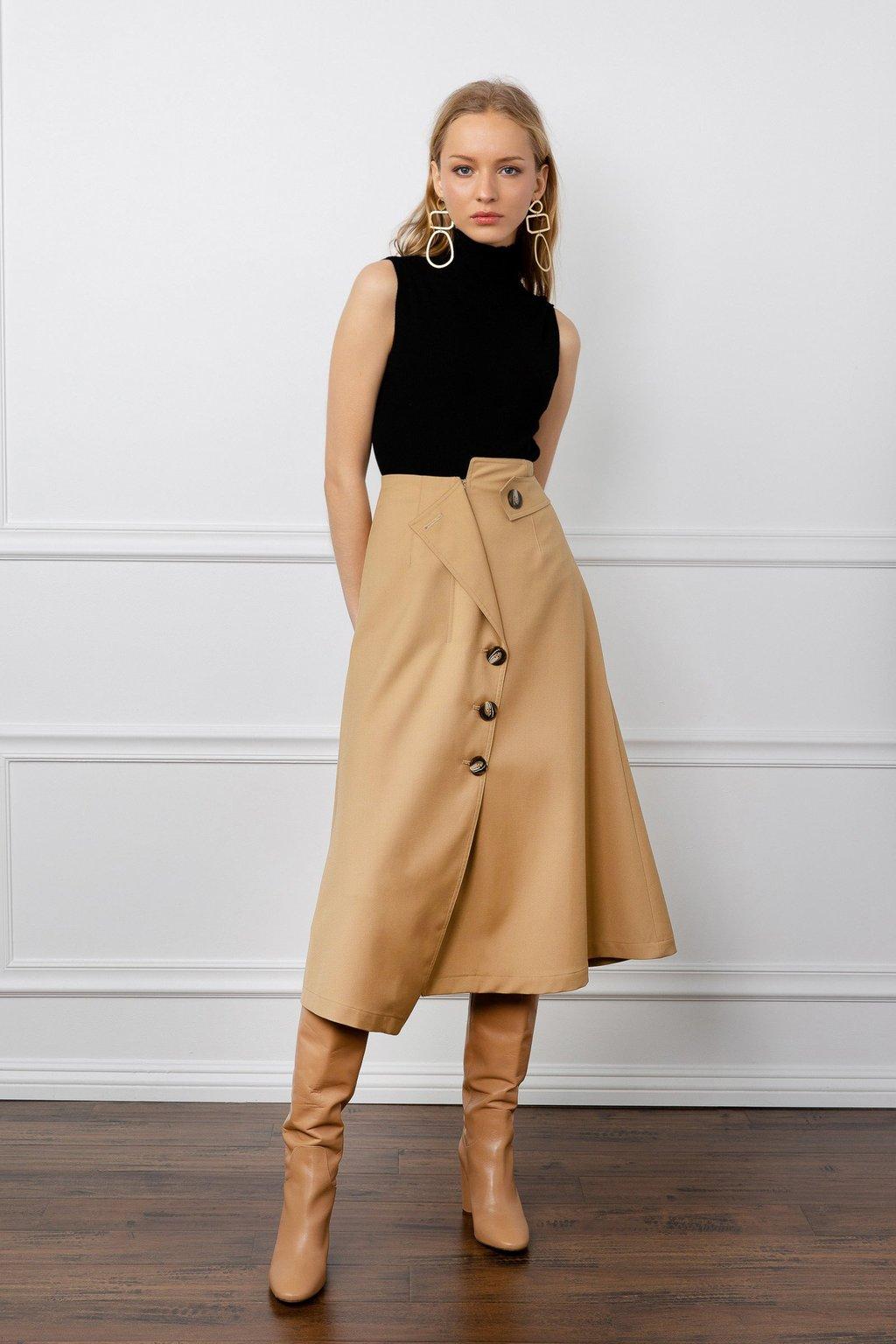 Honey Skirt by J.ING women's fashion clothing