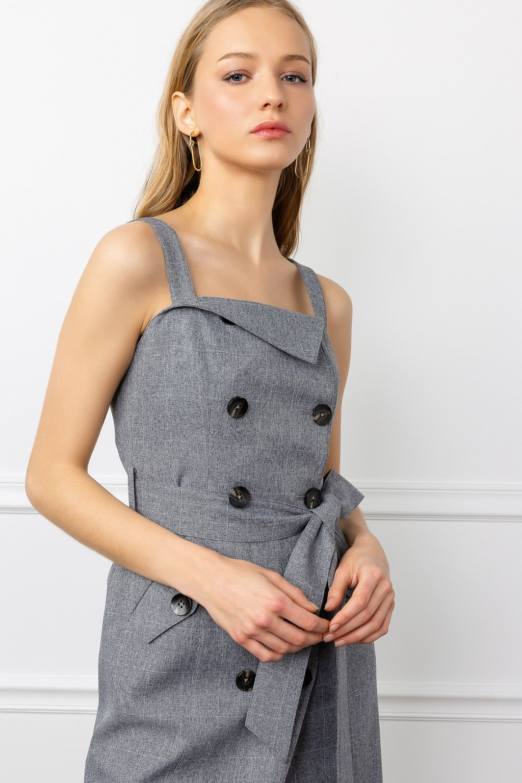 Britta Utility Style Dress by J.ING LA Women's Fashion