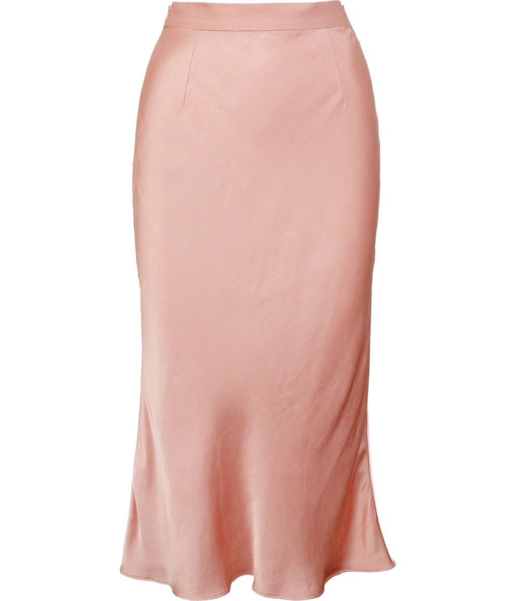 Peachy Pearl Skirt by J.ING women's clothing