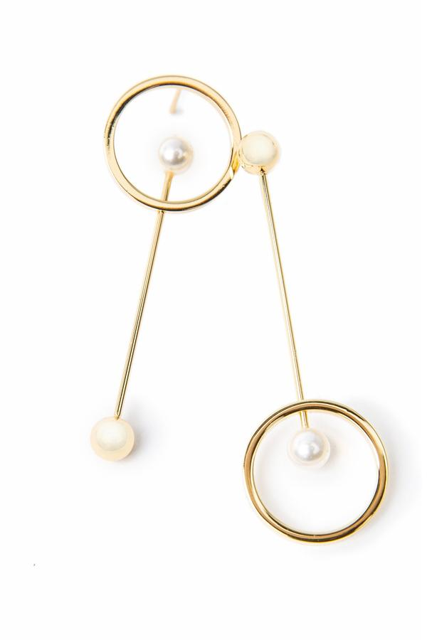 Pendulum Earrings by J.ING women's accessories and fashion by J.ING