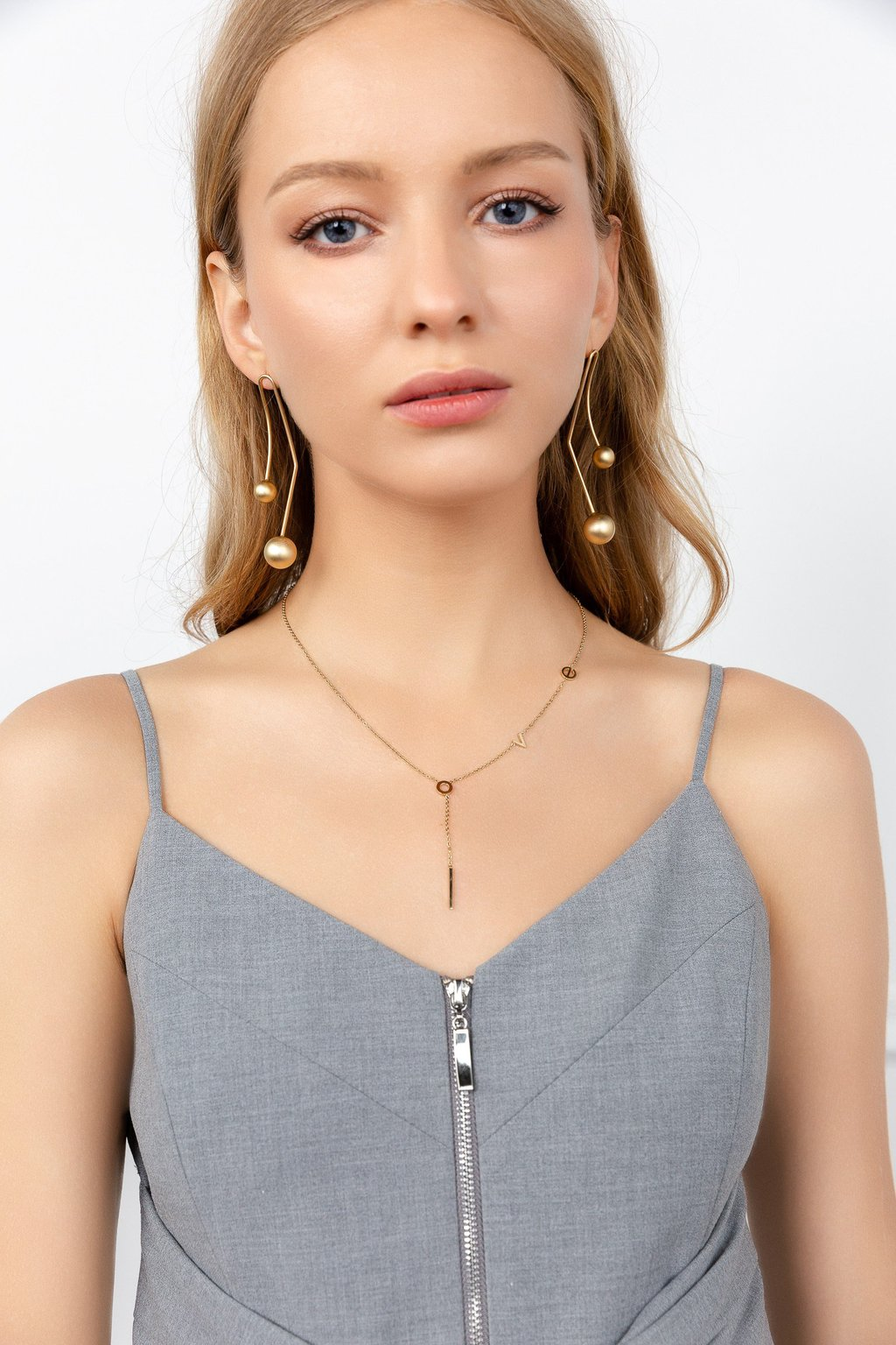 Banks Earrings by J.ING women's clothing and accessories