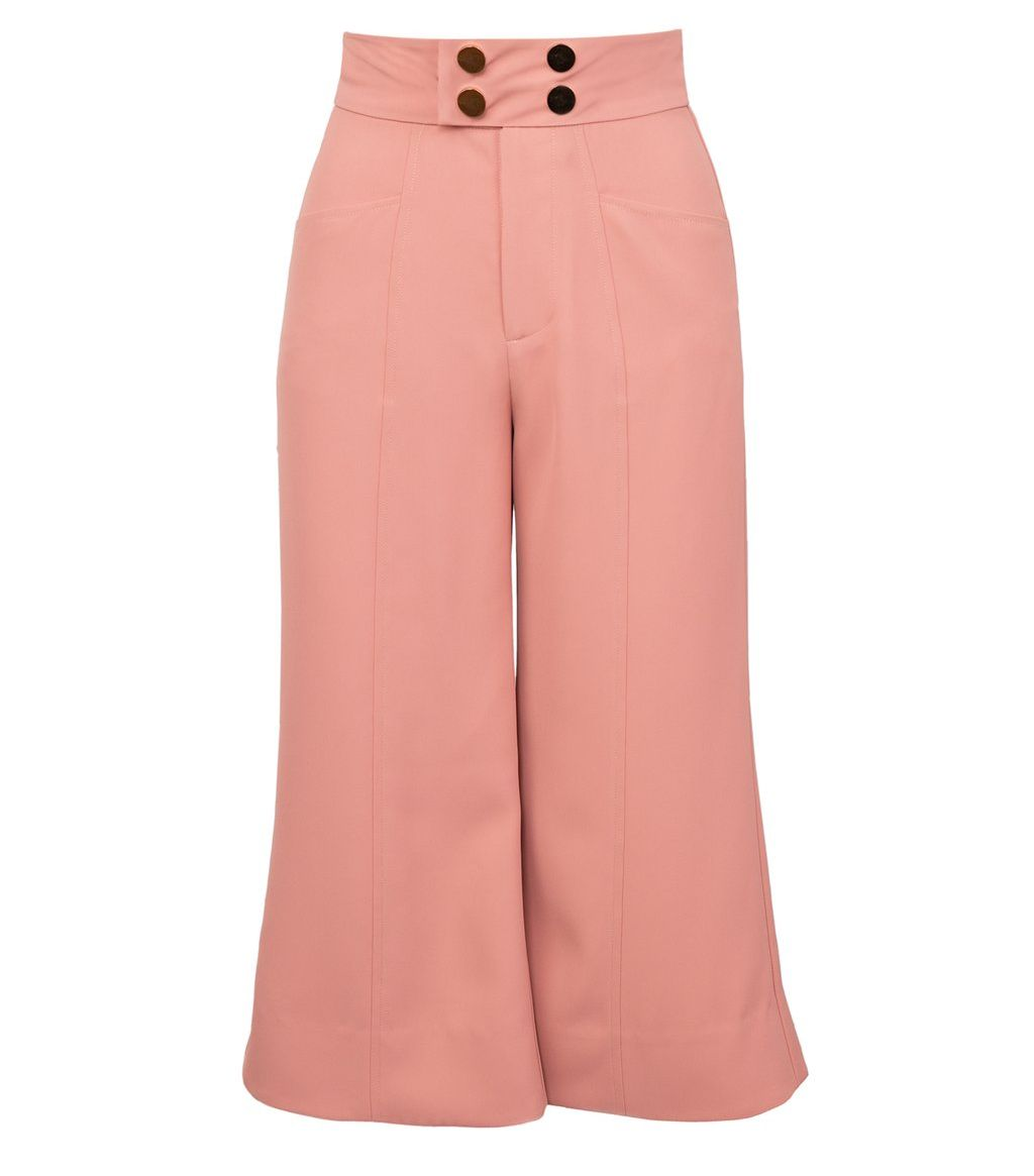 Coral Cropped Pants by J.ING women's clothing