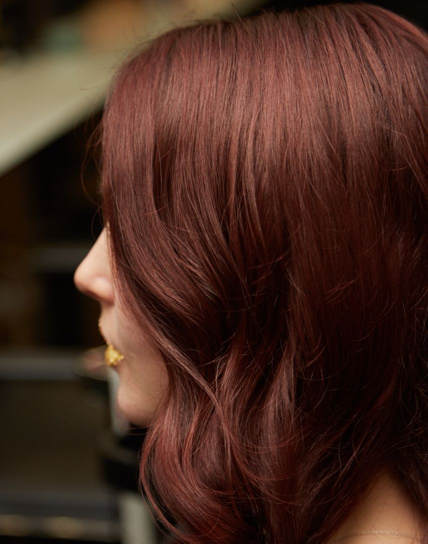 The Best Shade Of Red Hair For Your Skin Tone Josh Wood Colour