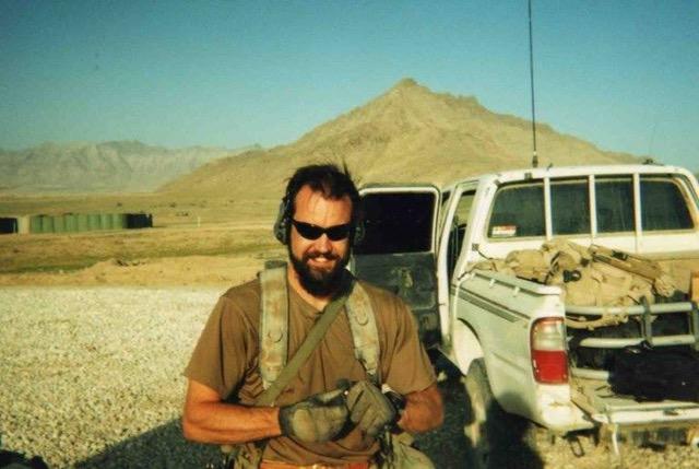 Special Operations Chief Senior Tom Valentine - Navy SEAL