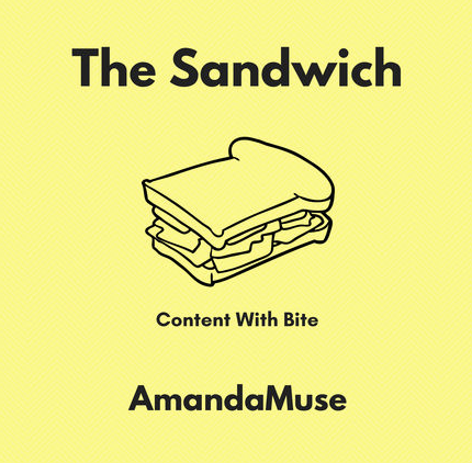 The Sandwich Podcast with Amanda Muse