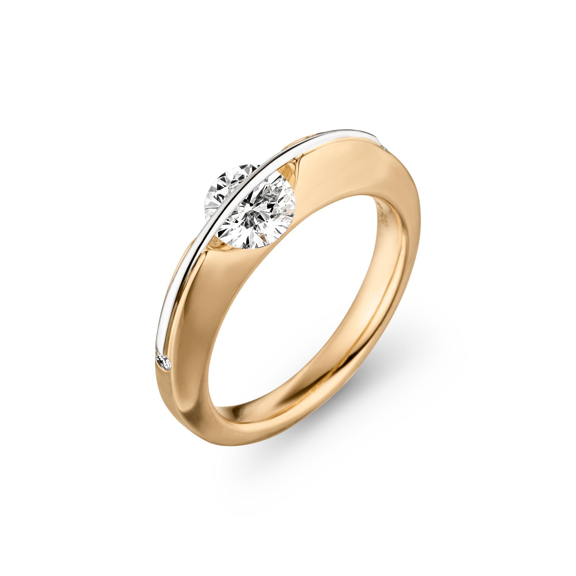 Diamant Ring Juwelier Krebber Mönchengladbach Diamantschmuck