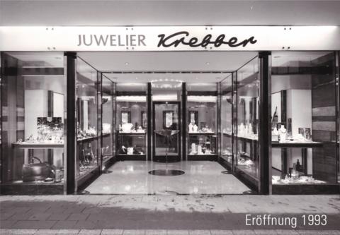 Juwelier Krebber - Die führende Adresse für Uhren und Schmuck in Mönchengladbach