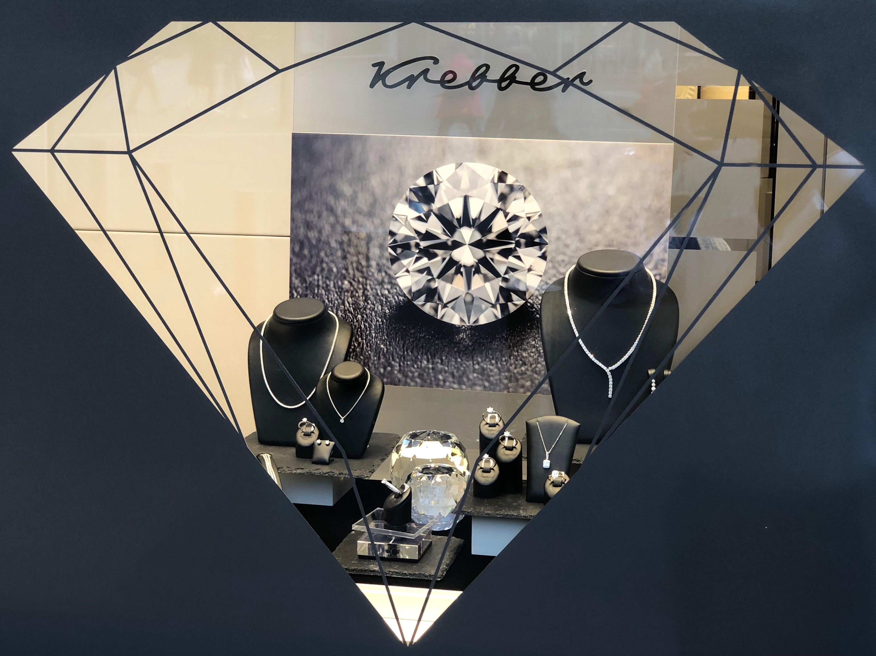 Brillantschmuck bei Juwelier Krebber in Mönchengladbach