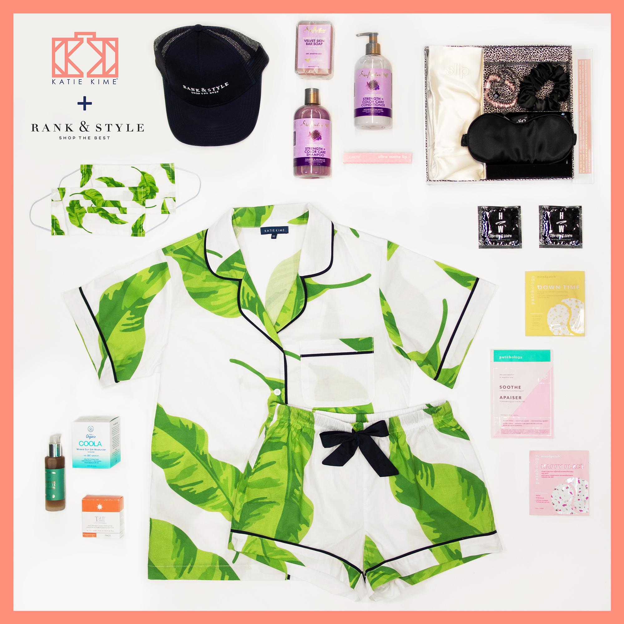 Katie Kime x Rank & Style Giveaway