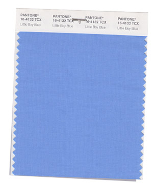 PANTONE 16-4132 Little Boy Blue
