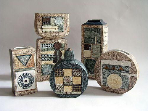 Troika Pottery