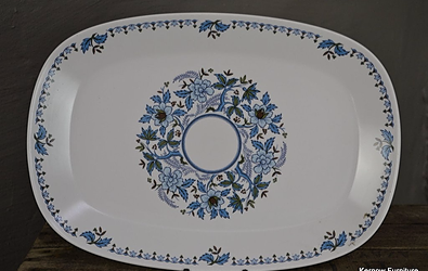 Noritake Progression China Blue Moon Serving Platter