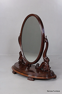 Antique dressing table mirrors