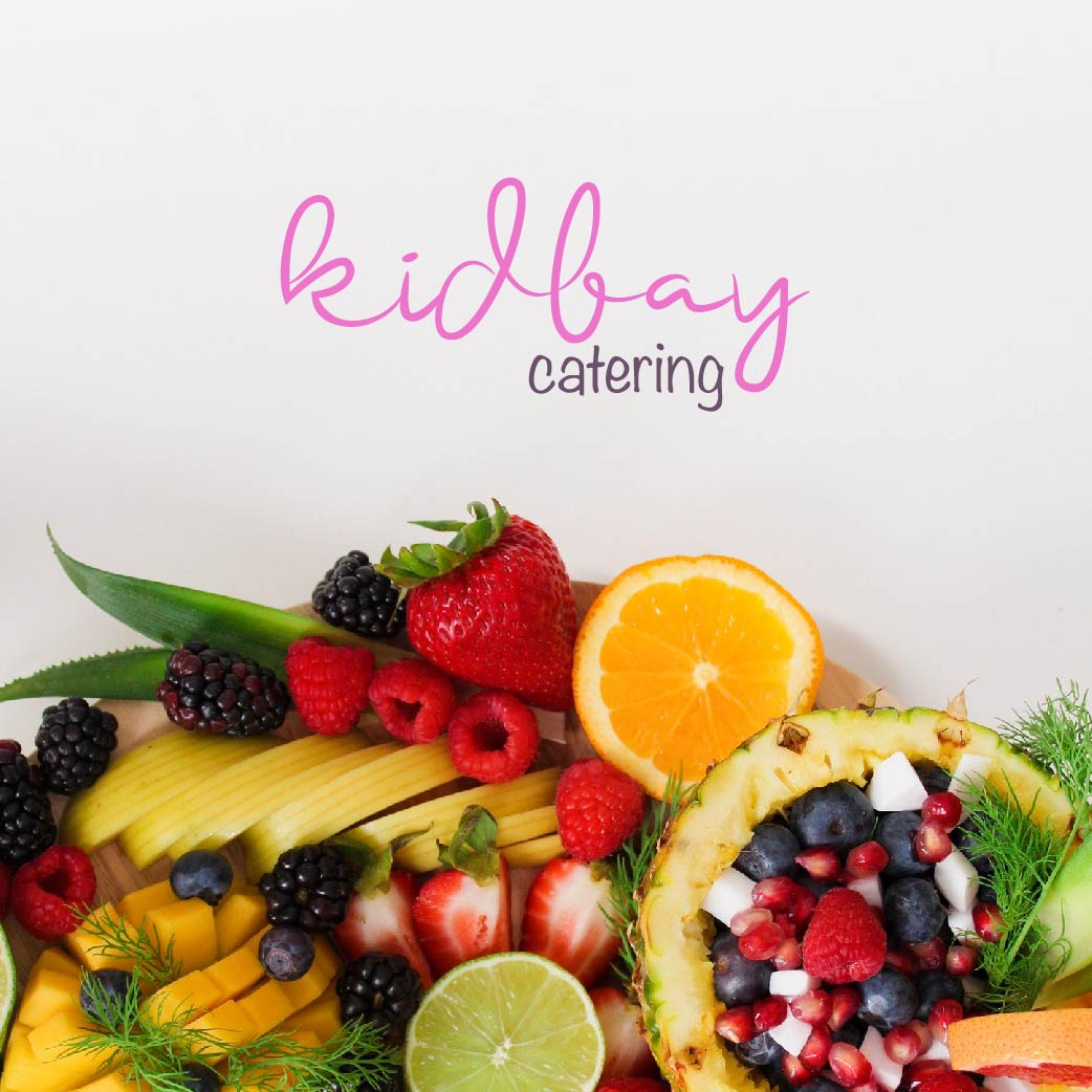 Contact us to book your children party catering