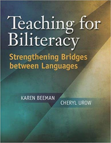 Teaching for Biliteracy: Strenghtening Bridges between Languages