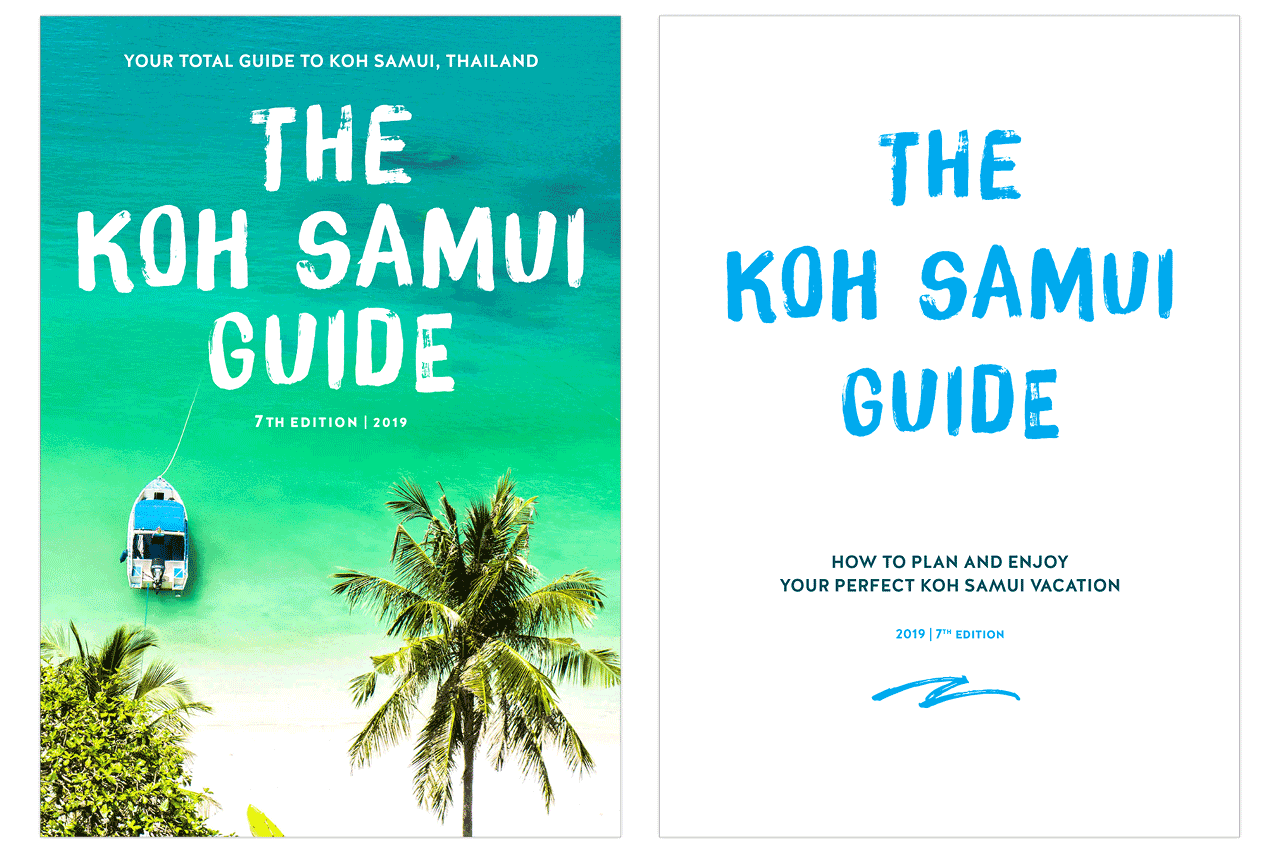 The Koh Samui Guide 2019: See what's new in the very first sneak-peek of The Koh Samui Guide 2019 edition…