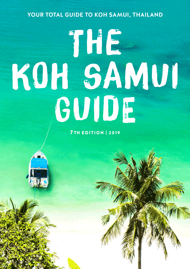 The Koh Samui Guide 2019: 7th edition reveal