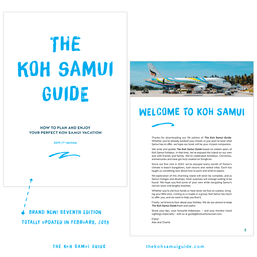 The Koh Samui Guide 2019: 753 photos show you Koh Samui exactly as you'll find it